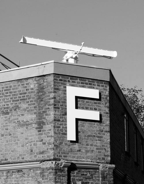 Building F, Stoke Newington, Hackney | London Art and Design Studios, Creative Work Space